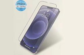 "IPhone 13 系列屏幕贴膜曝光,仍采用""刘海""屏"