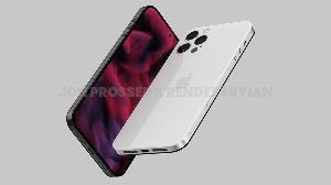 iPhone 14首个最靠谱的外观渲染曝光,没有刘海而是采用打孔设计