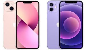 iPhone13相比于12更加的厚重,可能是因为续航的增加