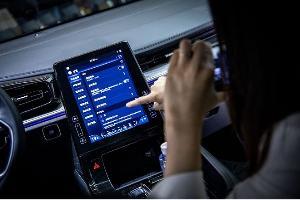 北京现代联合百度推出第三代智能网联系统