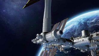 NASA计划利用私人空间站代替国际空间站,为节约大量开支