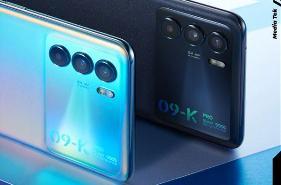 OPPO K9 Pro宣布:旗舰游戏芯天玑1200加持 9月26日登场
