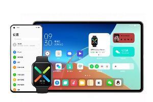 OPPO刘波透漏,平板电脑将于明年上半年发布