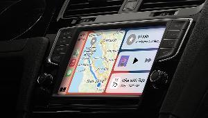 苹果正在开发Carplay功能,为提升对汽车核心功能的控制