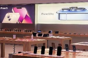 因芯片短缺,iPhone13的产量削减至1000多万部