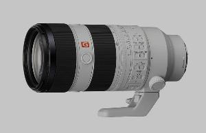 索尼推出新款全画幅远摄变焦G大师镜头FE 70-200mm F2.8 GM OSS II
