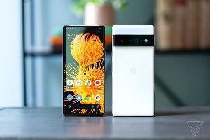 谷歌发布搭载自研处理器、安卓12新系统的pixel6系列手机
