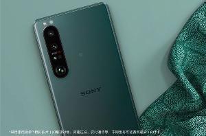 新配色!索尼微单手机Xperia 1 III 青川绿发布