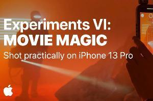 """苹果更新""""用 iPhone 拍摄""""系列视频,介绍 IPhone 13 Pro 相机"""